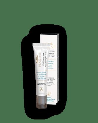 Fluid-гель для кожи вокруг глаз