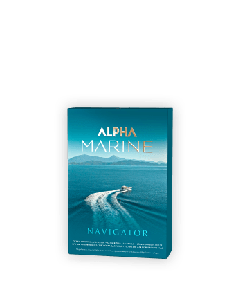 Набор ALPHA MARINE NAVIGATOR